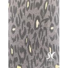 Leopard Pattern Knit Jacquard