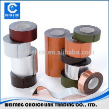 Double side self adhesive bitumen flashing tape
