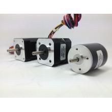 Double shaft 36v 57mm dc brushless motor