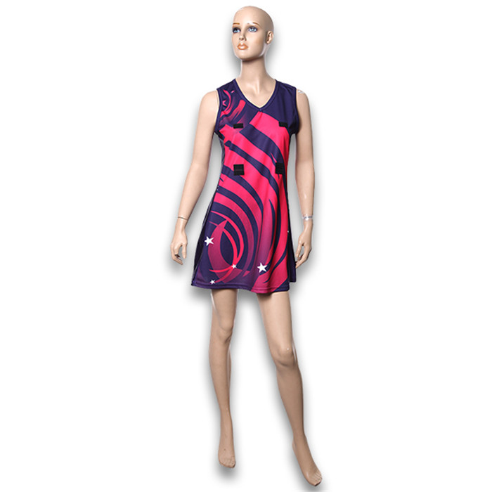 Girls Netball Dress