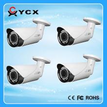 Seguridad matel vivienda bullet hd 960p 1.3MP cctv impermeable AHD serveillance llevó la serie cctv cámara