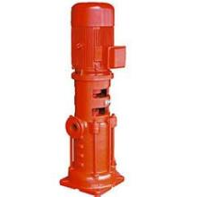 Hohe Effizienz vertikale mehrstufige Feuerwehr zentrifugale Wasser-Pumpe