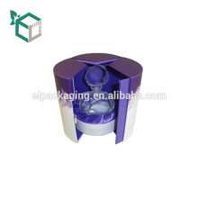 Elegant Package Hot Stamping Embossing Perfume Paper Box