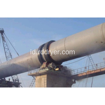 Seri HYG Rotating Barrel Dryer