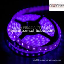 Bendable lila Farbe geführt Streifen führte dekorative Licht 3528 führte Streifen