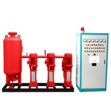 Jockey Brandbekämpfung Steigerung Wasserpumpe