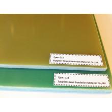 Hoja laminada de tela de vidrio epoxi Hgw2372.4