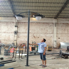 Aluminum LED Lamp Pole Decorative Garden Lamp