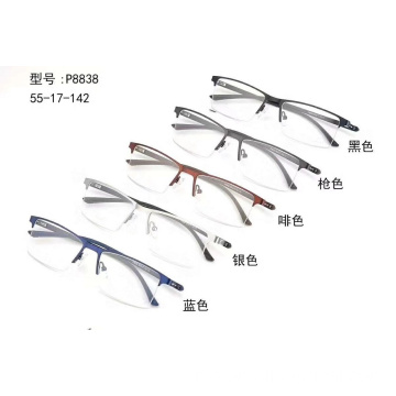 Frame Bingkai Half Frame Optical Glasses Wholesale