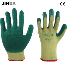 Latex Coated Labor Protective Industrial Safety Work Gloves (LS503))
