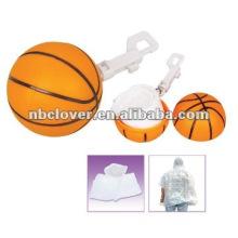 disposable rain poncho / logo disposable rain poncho /