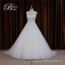 Princesa sonhadora atacado preço vestido de noiva de renda
