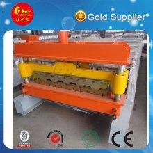 Machine de formage de rouleaux de plancher de plancher automatique PLC