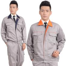 Roupa de trabalho uniforme do Workwear da segurança do revestimento do Workwear dos homens do OEM