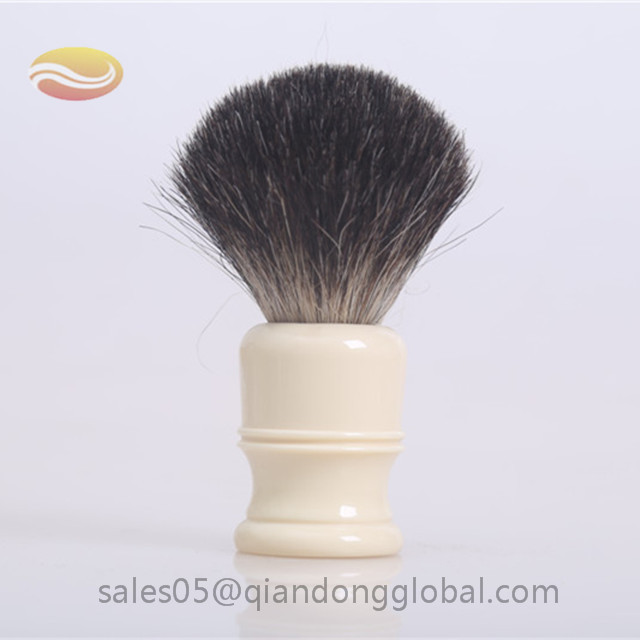Black Badger Shaving Brush Knot