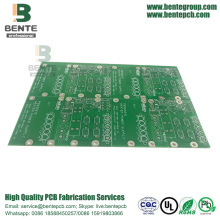 Power Electronics 2 Lagen Dik Koper Quickturn PCB
