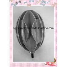 Aluminium Die Casting pour l'oxydation anodique Produit avec des ventes chauffées fabriquées en Chine