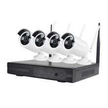 Wireless IPC H.264 NVR-Sicherheits-Kits für IP-Kamera Neupreis