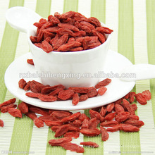 Ningxia zhongning wolfberry certified organic goji berry bulk packaging