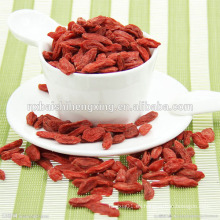 Ningxia zhongning wolfberry certificado orgánico goji berry empaquetado a granel