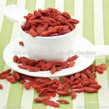 Ningxia zhongning wolfberry certifié bio goji berry bulk packaging