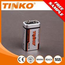 super heavy duty battery 9v 6F22