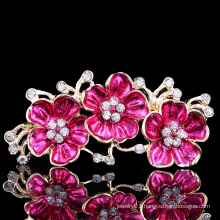 2015 auhinia shape Wedding Jewelry Vintage Brooch wholesale