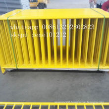 Temporary Fence with High Quality and Low Price for Europe