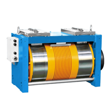 Ø265 Gearless Hiss Traction Machine, Permanent Magnet Synkron Diana