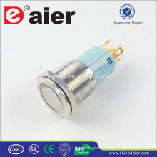 Daier LAS3-16F-11E 16mm IP67 interrupteur à bouton-poussoir électrique étanche