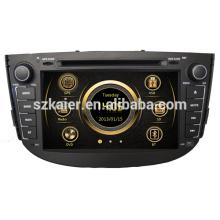 Herstellung Dual Zone Wince Auto DVD für Lifan X60 mit GPS / Bluetooth / Radio / SWC / Virtual 6CD / 3G / ATV / iPod