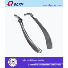 China customized made oem precision casting stainless steel medical tools