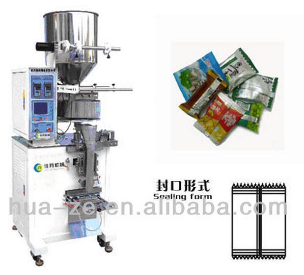 Powder Vertical Form Fill Seal Machine
