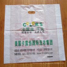 HDPE Farbe Einkaufen Verpackung Tasche