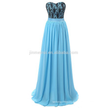 Exquisite Sweetheart Backless Prom Dresses Long 2016 High Quality Lace Evening Gowns vestidos de festa longo Special Occasions