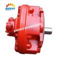 Motor hidráulico de pistão radial SAI GM5