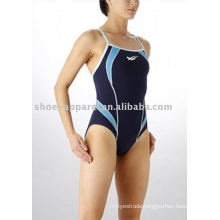 2014 Wholesale competition swimwear one piece