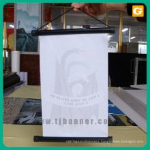 Custom your design 3 sided hanging banner