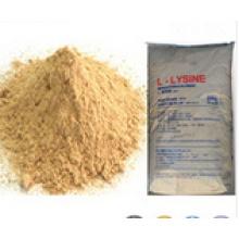 Светло-коричневая гранула 98,5% Мин. L-лизин для кормовой добавки (CAS: 56-87-1)