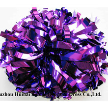 Metallic Purple POM Poms