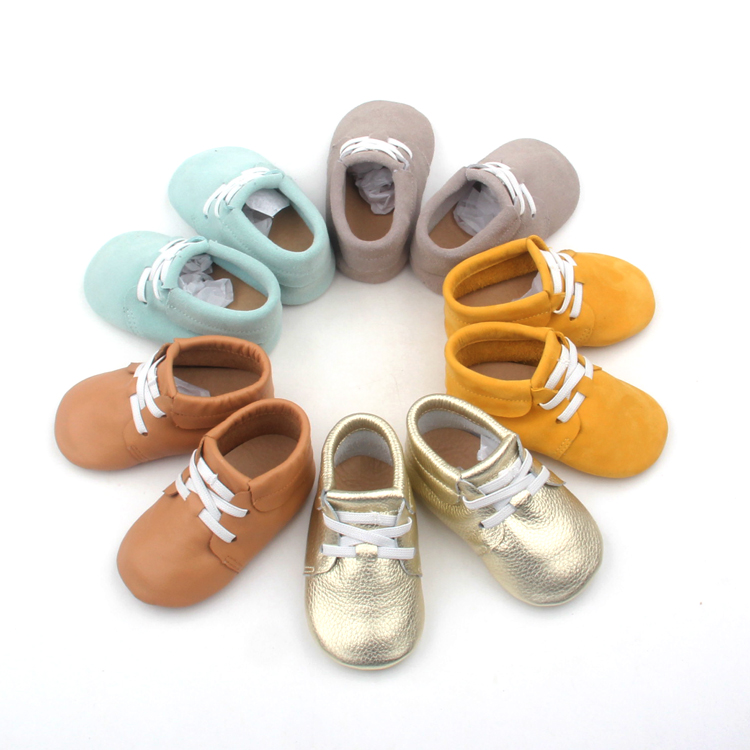 Leather Baby Casual Shoes