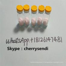 Hexarelin Peptides Cycle Ghrp Poudre Légale Augmentant l'Hormone