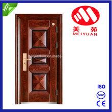 Металлическая дверь для экспорта, 2017 новая модель