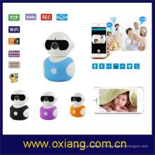 Moniteur de bébé sans fil multi-usage Smart WiFi Baby Monitor 1.3M