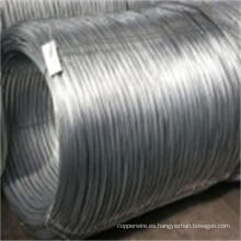 Cable de acero Zinc-5% aluminio-Mischmetal alambre de acero recubierto de aleación
