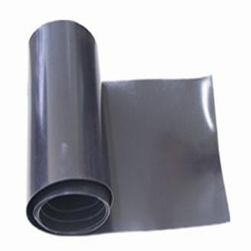 Revestimiento de estanque de HDPE Geomembrana impermeable lisa de 0,75 mm