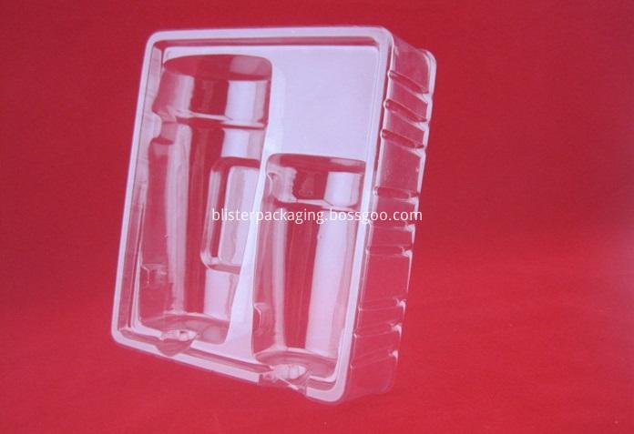 Cosmetic PVC Plastic Container