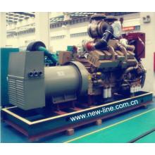 Groupe électrogène marin d'urgence de 300kw / 375kVA CUMMINS