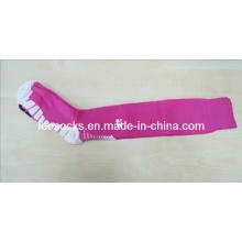 2015 Fashion Custom Design Cotton Soccer Socks in Hot Sale!