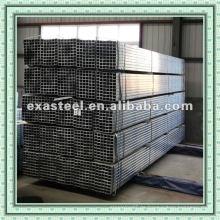 Schwarzes Carbon Square Stahlrohr / Tube Q135-Q345